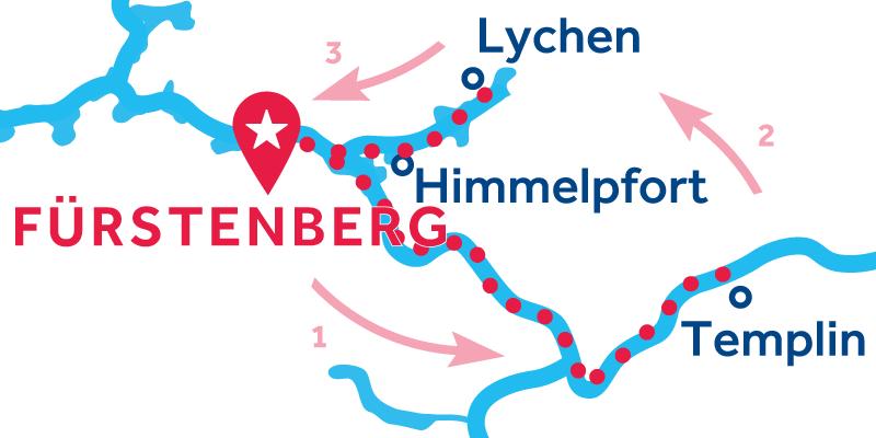 Fürstenberg über Templin