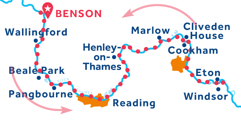 Benson RETURN via Windsor