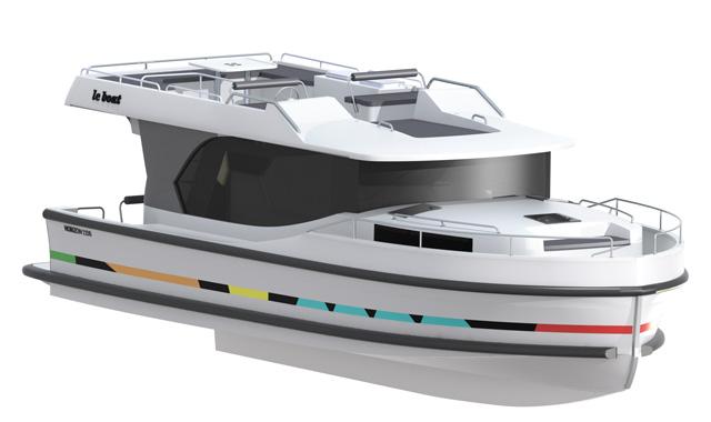 Horizon 3D Front