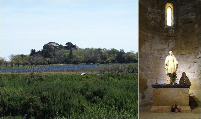 Camargue Abbaye de Maguelonne