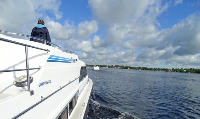 Vinkeveen See in den Niederlanden