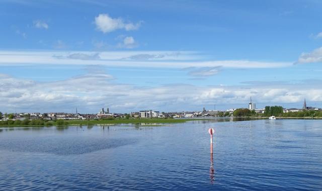 Le Boat Irland Portumna Anfahrt Athlone
