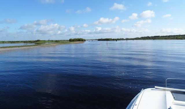 Le Boat Irland Portumna Sonnenschein