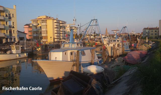 Fischereihafen Caorle