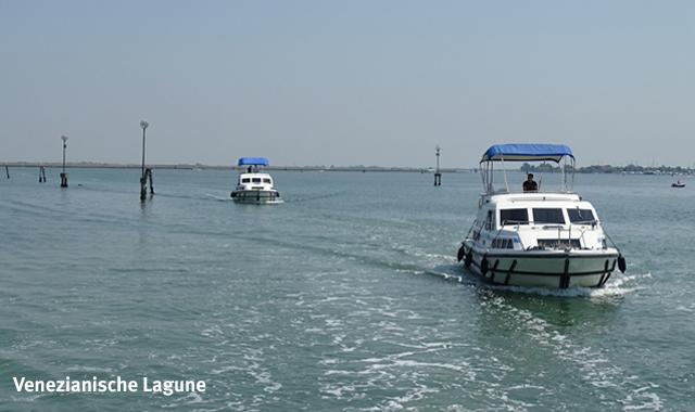 Flottille in Italien