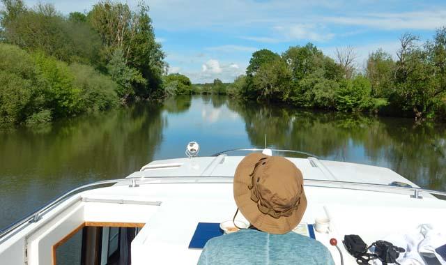 Leboat Bootfahren Franche Comte Fahrtag1