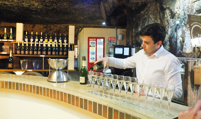Weinprobe