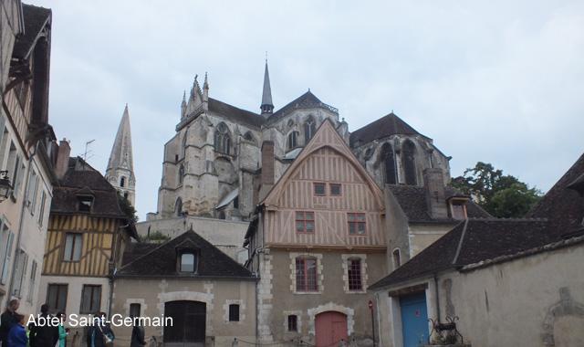 Saint Germain Auxerre