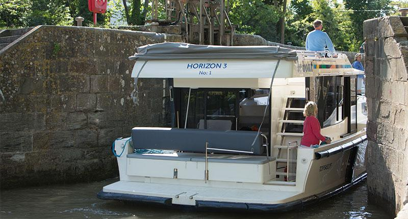 Könnte ich das Boot beschädigen?