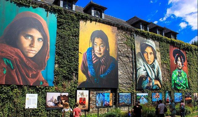 Portraits Festival La Gacilly