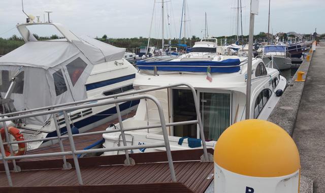 Hafen Boote