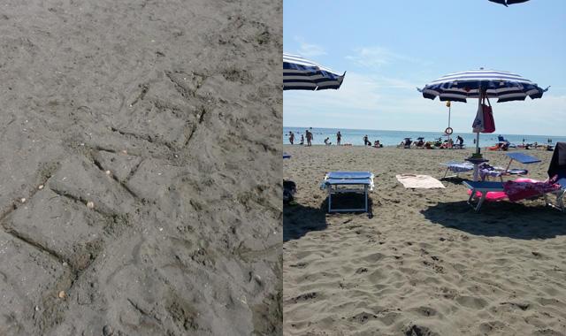 Italia Strand