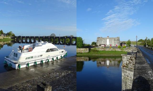Le Boat Irland Portumna Verteidigung