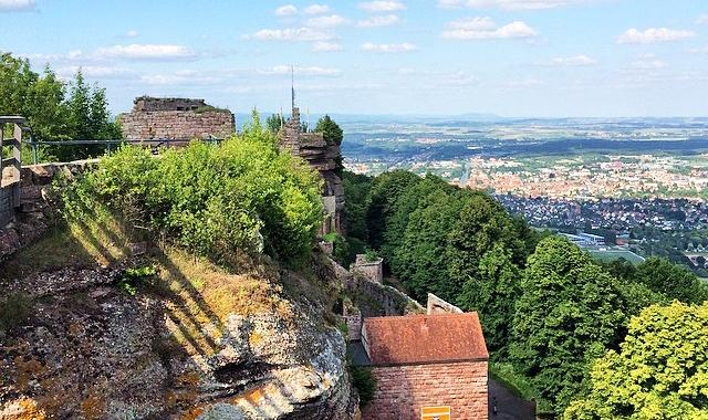 Burg Hohbarr