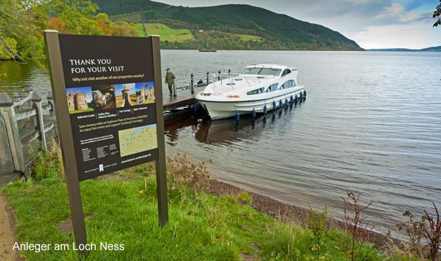 Anleger Loch Ness