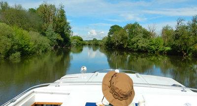 Leboat Bootfahren Franche Comte