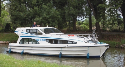 Caprice Außenansicht Le Boat