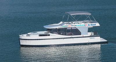 Horizon 2-S Außenansicht Le Boat