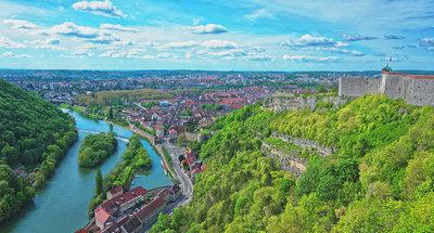 Besançon im Burgund