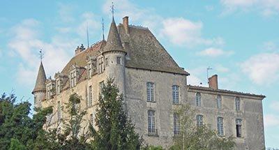 Chateau du Hamel, Castets-en-Dorthe, Aquitanien