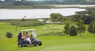 Golf in Irland