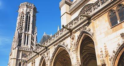 Geschichte und Kultur im Burgund