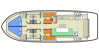 Horizon 4 Deckplan