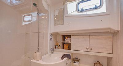 Kabinen & Badezimmer der Horizon 4