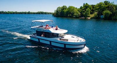 Horizon von Le Boat in Kanada