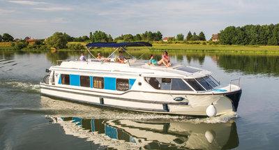 Hausboot Vision von Le Boat