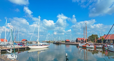 Wassersport in den Niederlanden