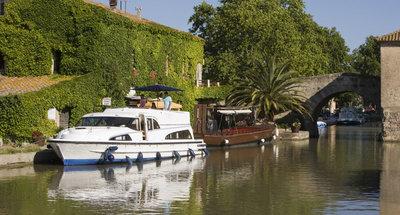 Hausboot Royal Mystique von Le Boat auf dem dem Canal du Midi