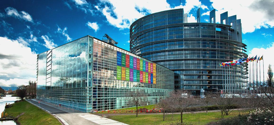 Europäisches Parlament, Straßburg