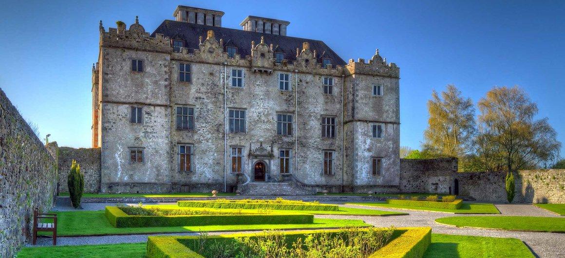 Portumna Castle, Irland