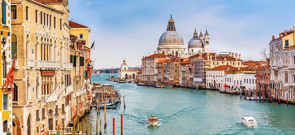 Canale Grande, Venedig, Italien