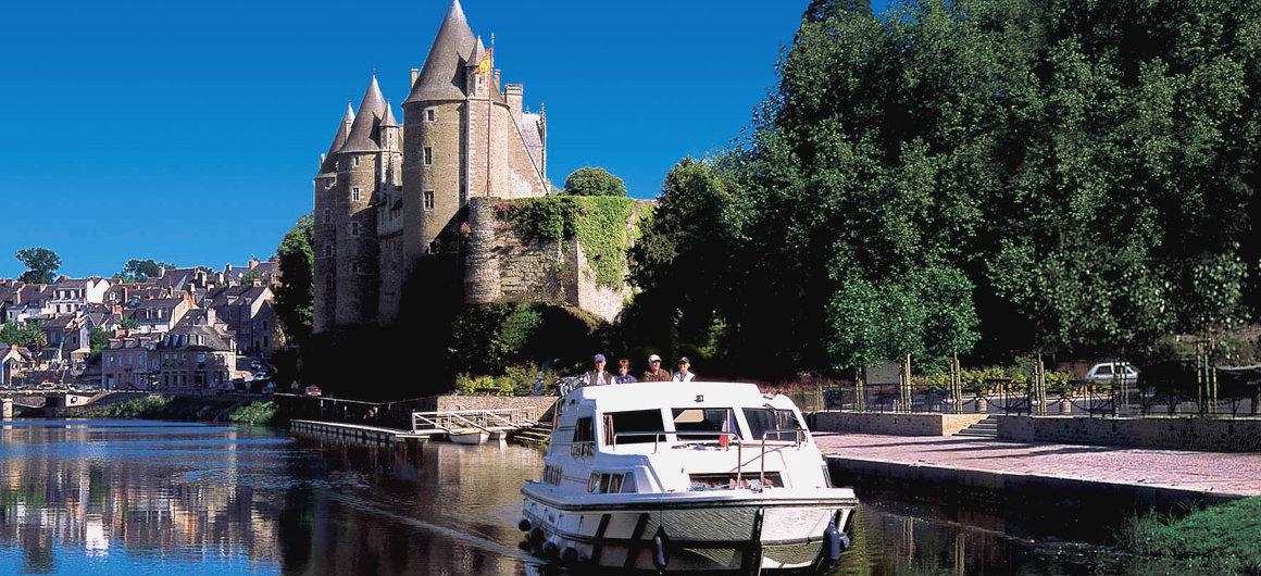 Schloss Josselin, Bretagne