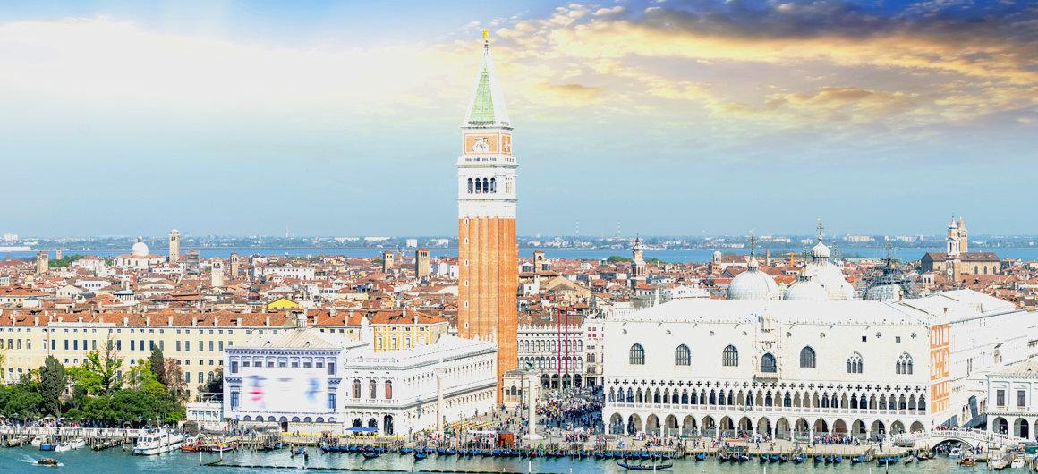 Markusplatz, Venedig