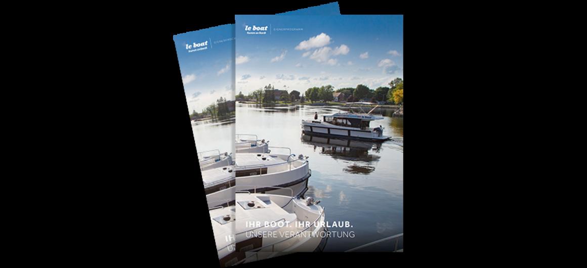 Boat Sales Broschüre 2021