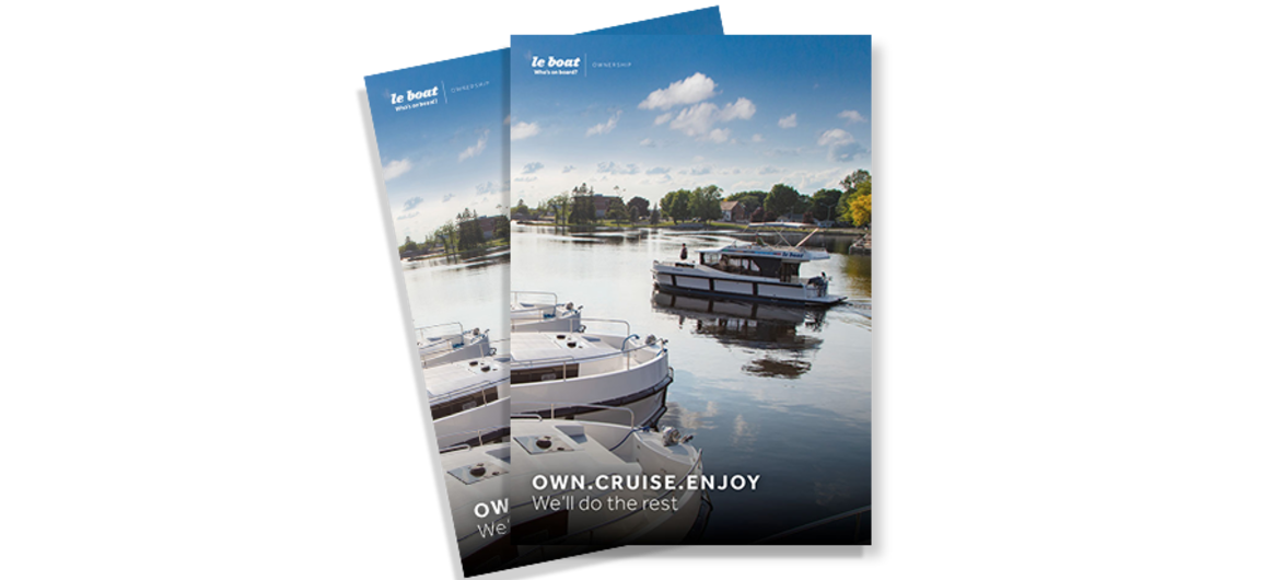 Le Boat - Boat Ownership Brochure
