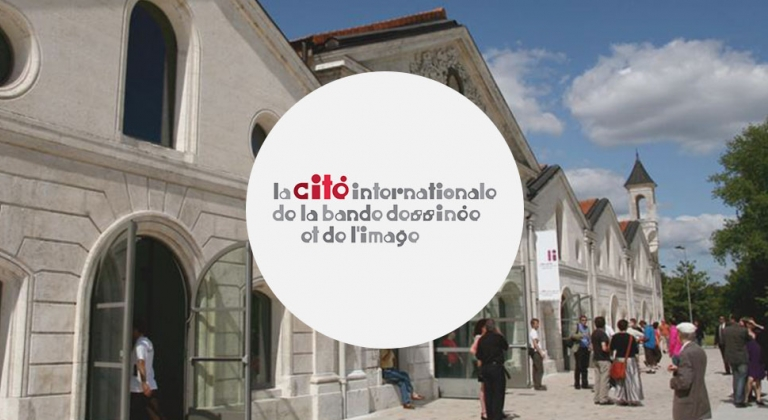 Cité internationale de la bande dessinée et de l'image