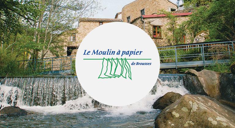 Le moulin à papier Montolieu