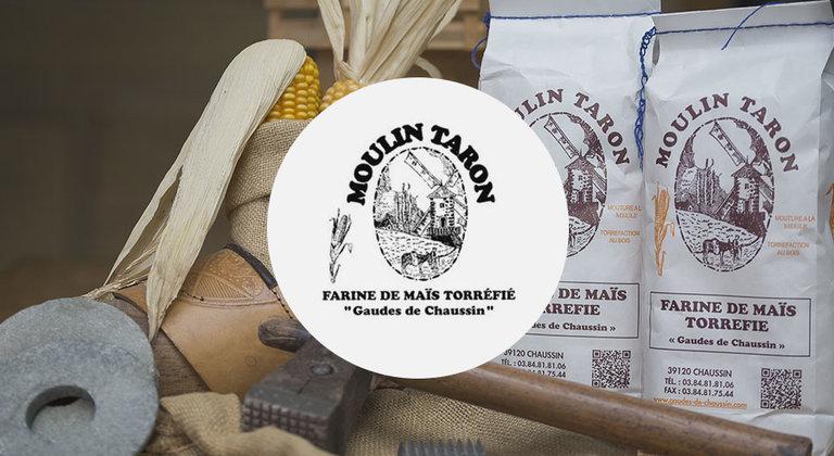 Moulin Taron - Les Gaudes de Chaussin