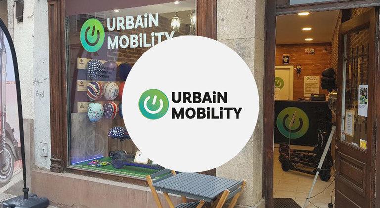 Urbain Mobility Strasbourg