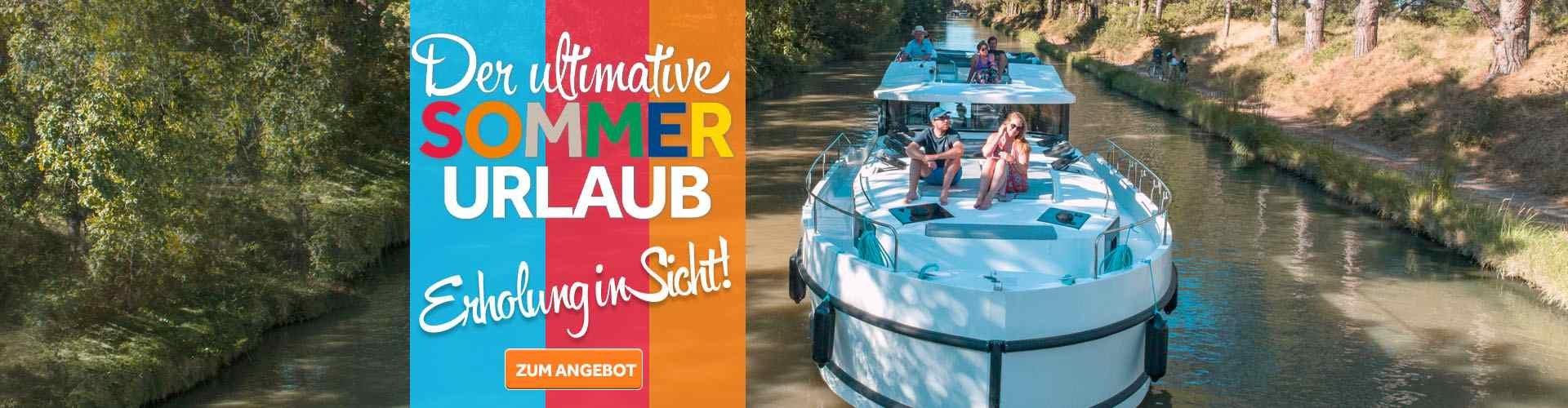 Der ultimative Sommer-Urlaub - Erholung in Sicht!