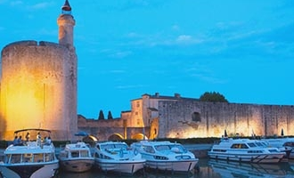 Aigues Mortes in der Camargue