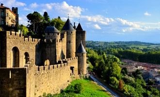 Zitadelle von Carcassonne, Canal du Midi