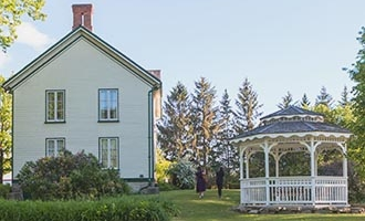 Heritage House Museum in Smiths Falls